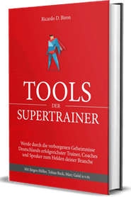Tools der Supertrainer Ricardo Biron